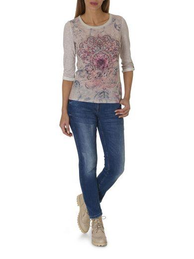 Betty Barclay Sweatshirt Mit Frontprint