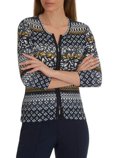Betty Barclay Shirtjacke mit Mustermix