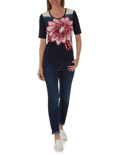 Betty Barclay Shirt mit großem Blumenmotiv