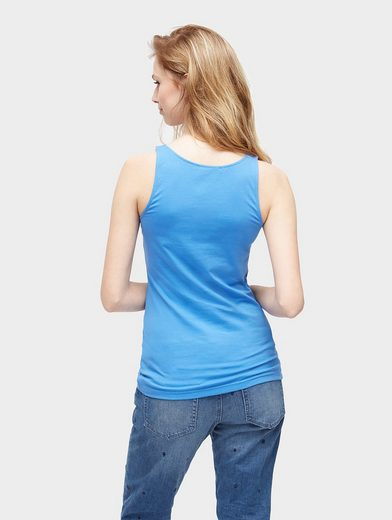 Tom Tailor Denim Trägertop Basic Top