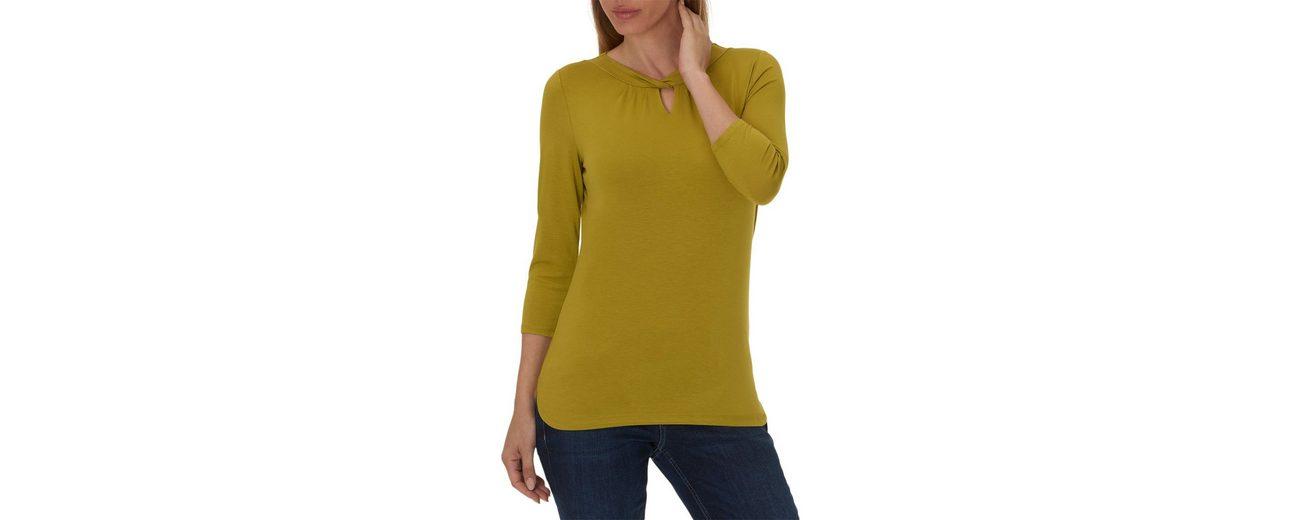 Betty Barclay Shirt mit Tropfenausschnitt und 3/4 Armlänge Freies Verschiffen Kauf Extrem Online Freies Verschiffen Wahl Original Beliebt Günstig Online 1g7Uif0ILM