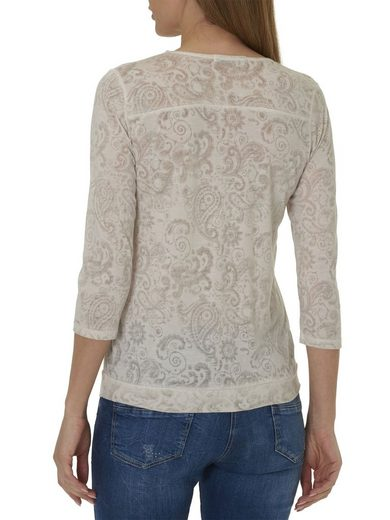 Betty Barclay Shirt mit Allover Muster