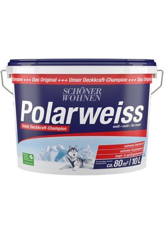 SCHÖNER WOHNEN KOLLEKTION Gražus WOHNEN FARBE Dažai »Polarweiss«...