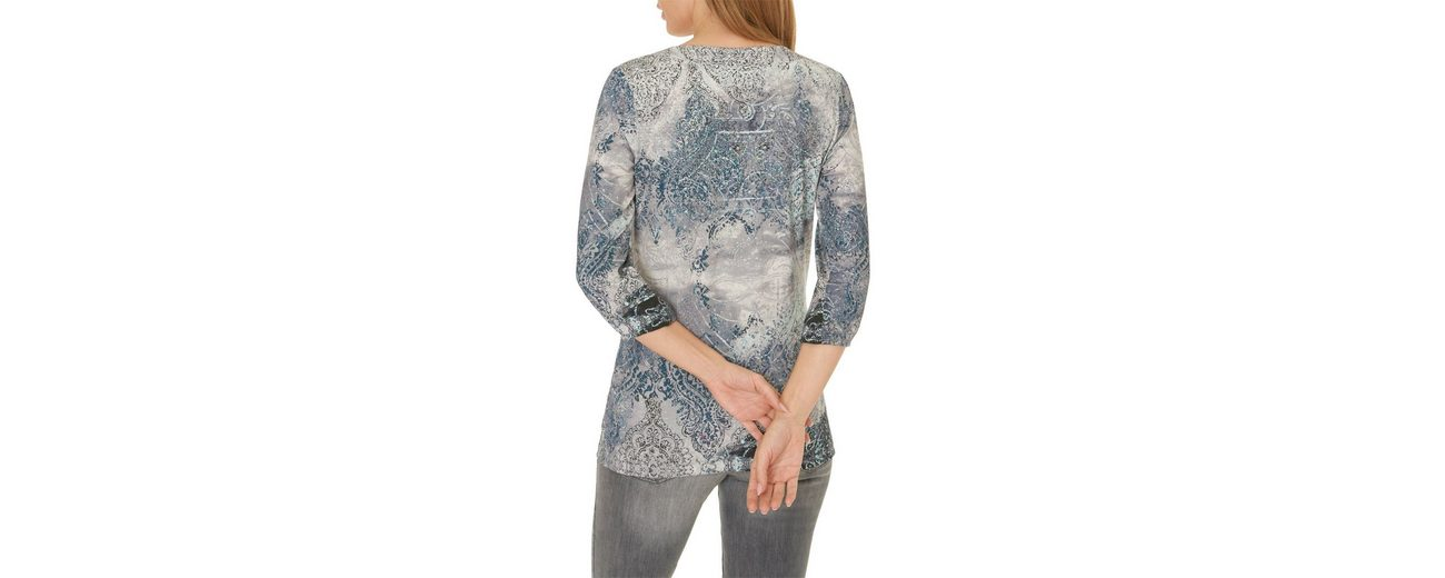 Bluse Barclay Allover Muster Barclay Betty Allover Bluse Betty mit mit xqE4YvwB