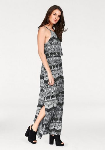 Vivance Strandkleid, mit trendigem Alloverprint