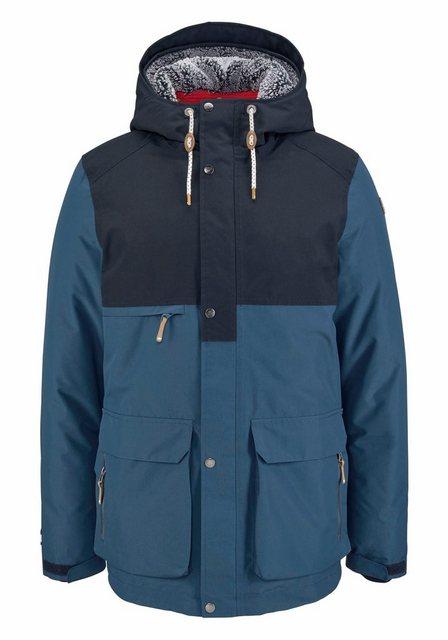 Icepeak Funktionsjacke »TIMON« 2 Kapuzen ineinander | Bekleidung > Jacken > Funktionsjacken | Blau | Icepeak