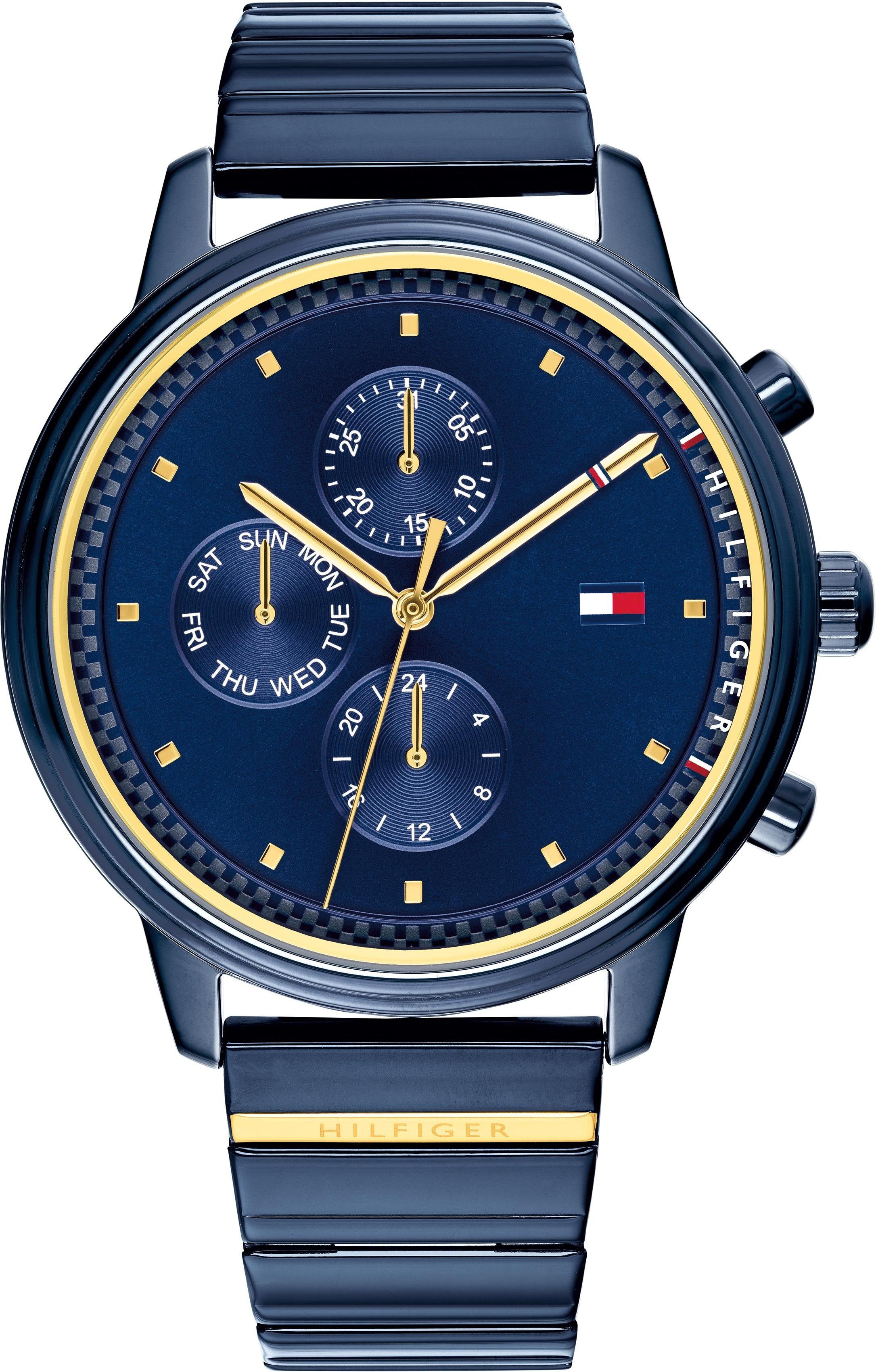 Tommy Hilfiger Multifunktionsuhr »CASUAL SPORT, 1781893«