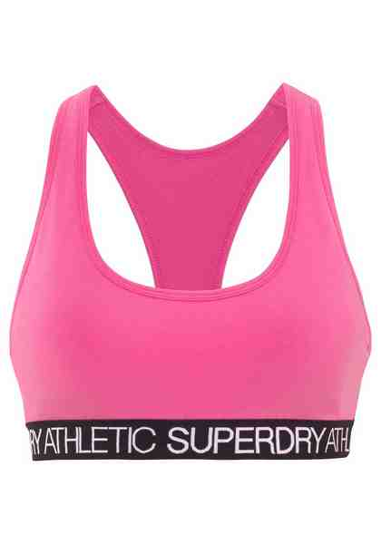 Superdry Athletic Bustier mit Racerback