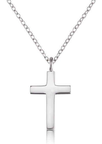 Engelsrufer Kreuzkette »Glaubensfeste, ENGELSRUFER KREUZ, ERN-LILCROSS«