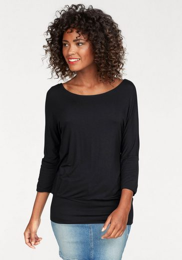 Lascana Shirt With Wide Collar