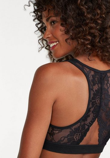 Buffalo Bustier Top With Back