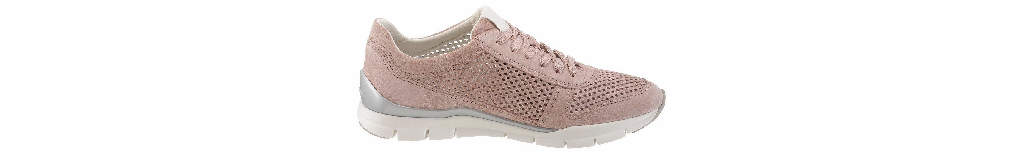 Geox Sukie Sneaker, mit Perforation
