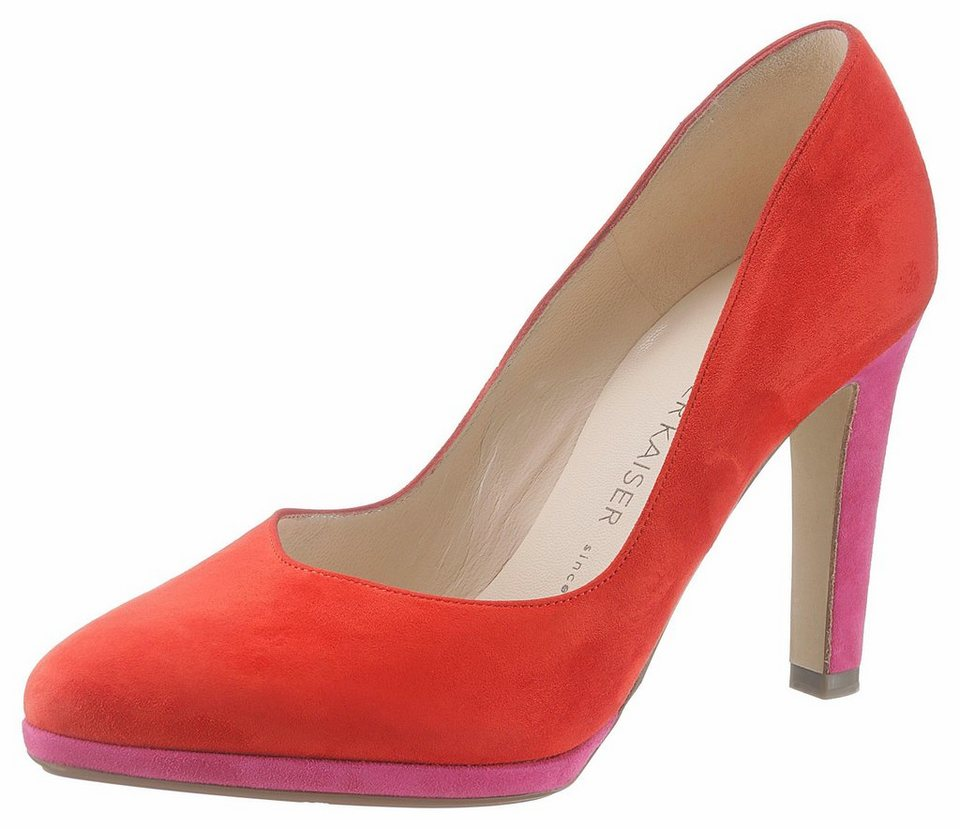 7b9af9b0ca8d32 Peter Kaiser »Herdi« High-Heel-Pumps in angesagter Farbkombination ...