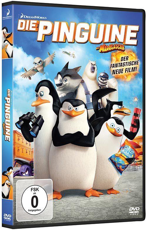 Universal DVD - Film »Die Pinguine aus Madagascar«