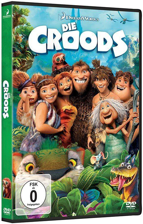 Universal DVD - Film »Die Croods«