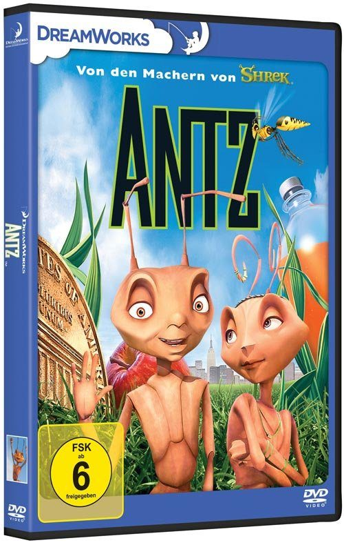 Universal DVD - Film »Antz«