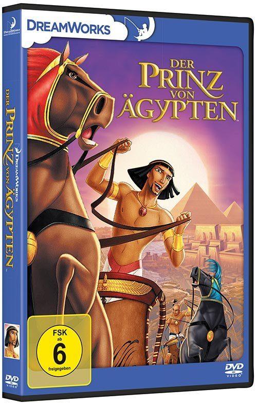 Universal DVD - Film »Der Prinz von Ägypten«