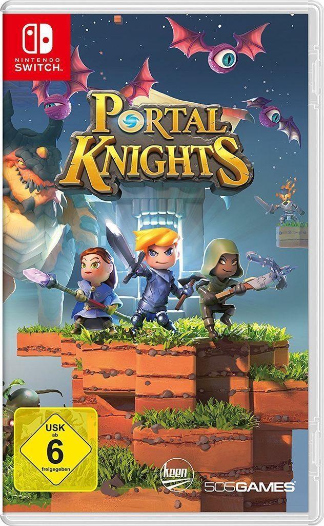 505 Games Nintendo Switch - Spiel »Portal Knights«