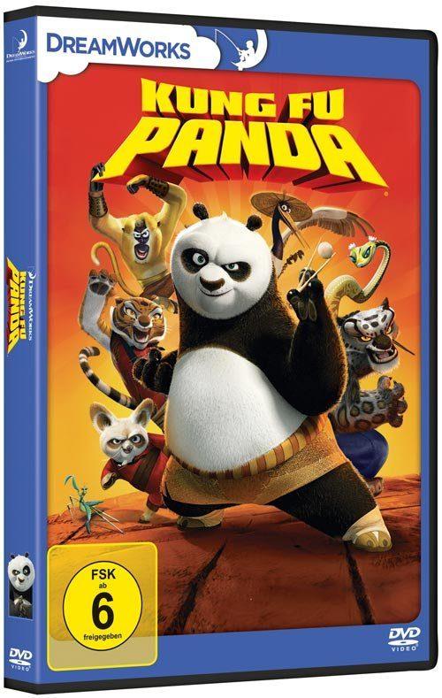 Universal DVD - Film »Kung Fu Panda«