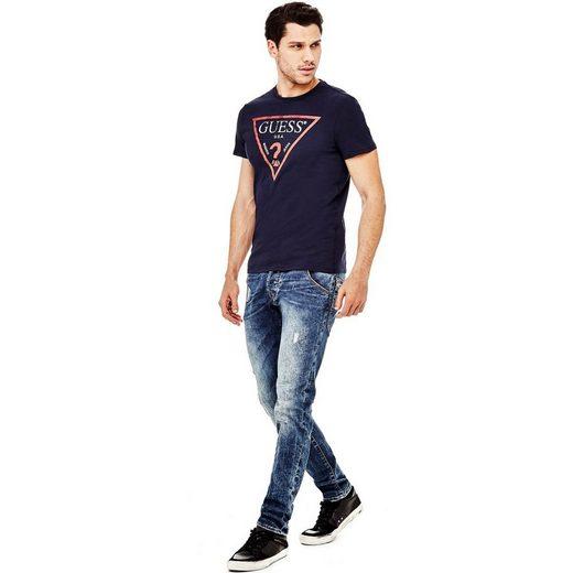 Guess T-shirt Logodreieck