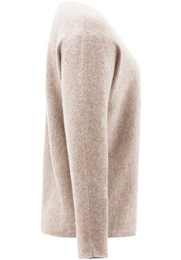 Fluffy Ears Knitted Sweaters With Round Neck, Fancy