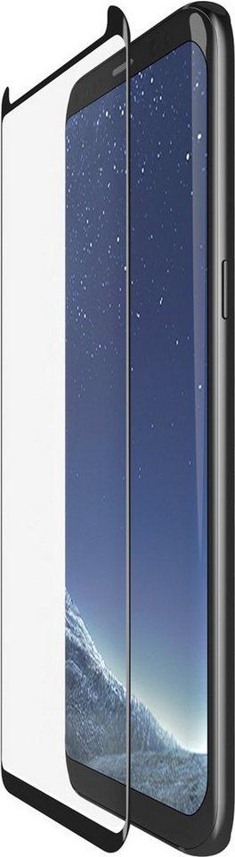 Belkin Folie »Tempered Curve Displayschutzfolie für Galaxy S8« - Preisvergleich