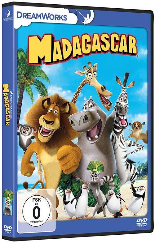 Universal DVD - Film »Madagascar«