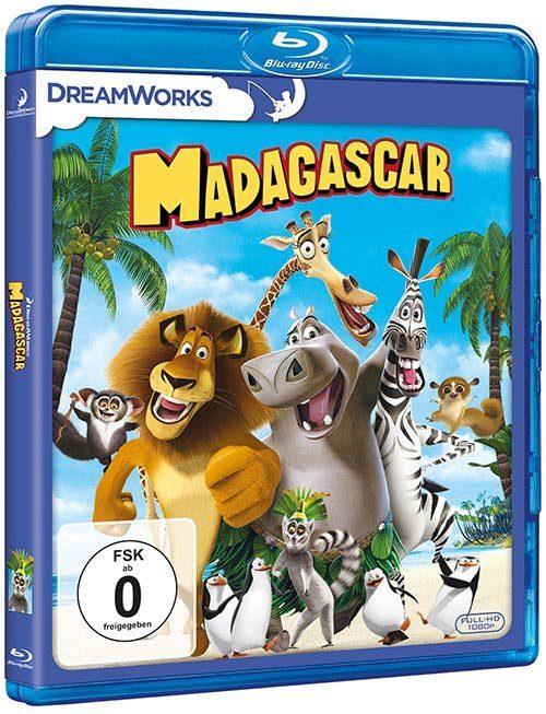 Universal BLU-RAY Film »Madagascar«