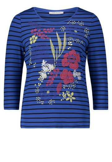 Betty Barclay Shirt Mit Floralem Frontprint