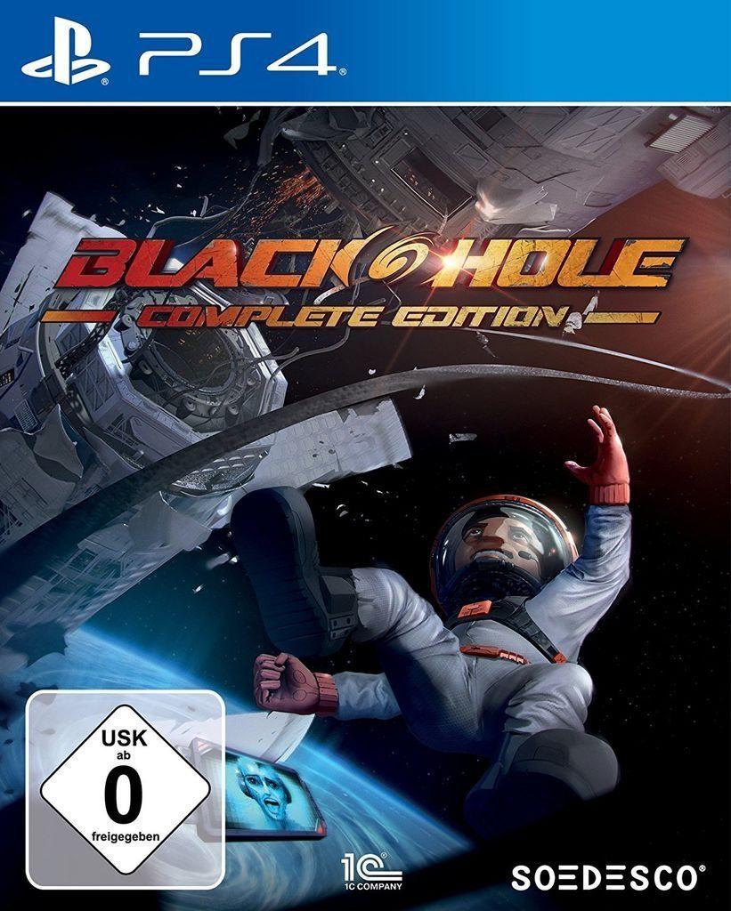 NBG Playstation 4 - Spiel »Blackhole: Complete Edition«
