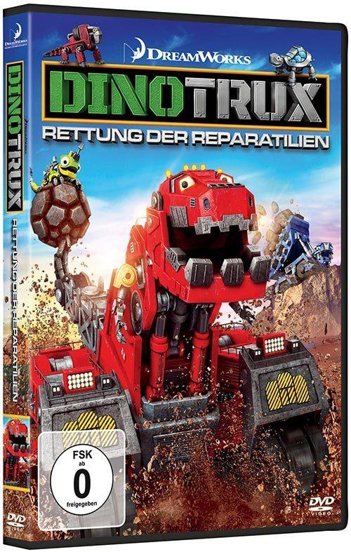 Universal DVD - Film »Dinotrux - Rettung der Reparatilien«