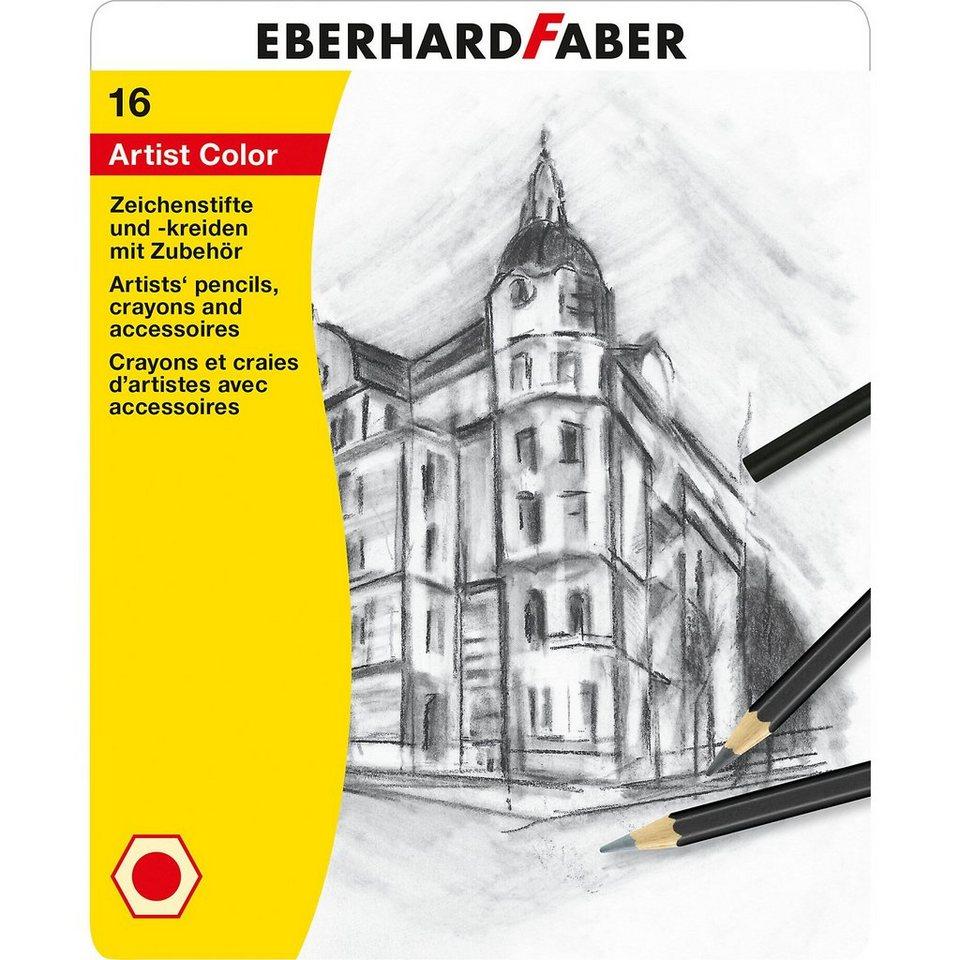Eberhard Faber Zeichenset, 16-tlg. online kaufen