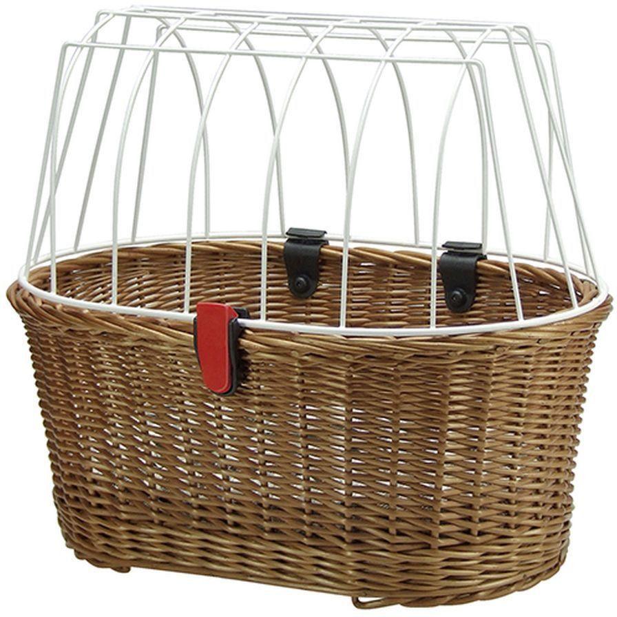 KlickFix Fahrradkorb »Doggy Basket Korbklip«