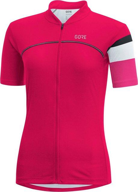 Damen GORE® Wear T-Shirt C5 Jersey Women rosa | 04017912022569