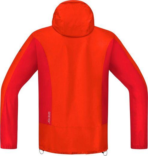 GORE WEAR Softshelljacke C5 Gore-Tex Active Trail Hooded Jacket Men