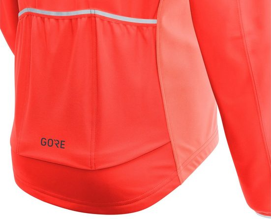 GORE WEAR Radjacke C3 Phantom Windstopper Zip-Off Jacket Women
