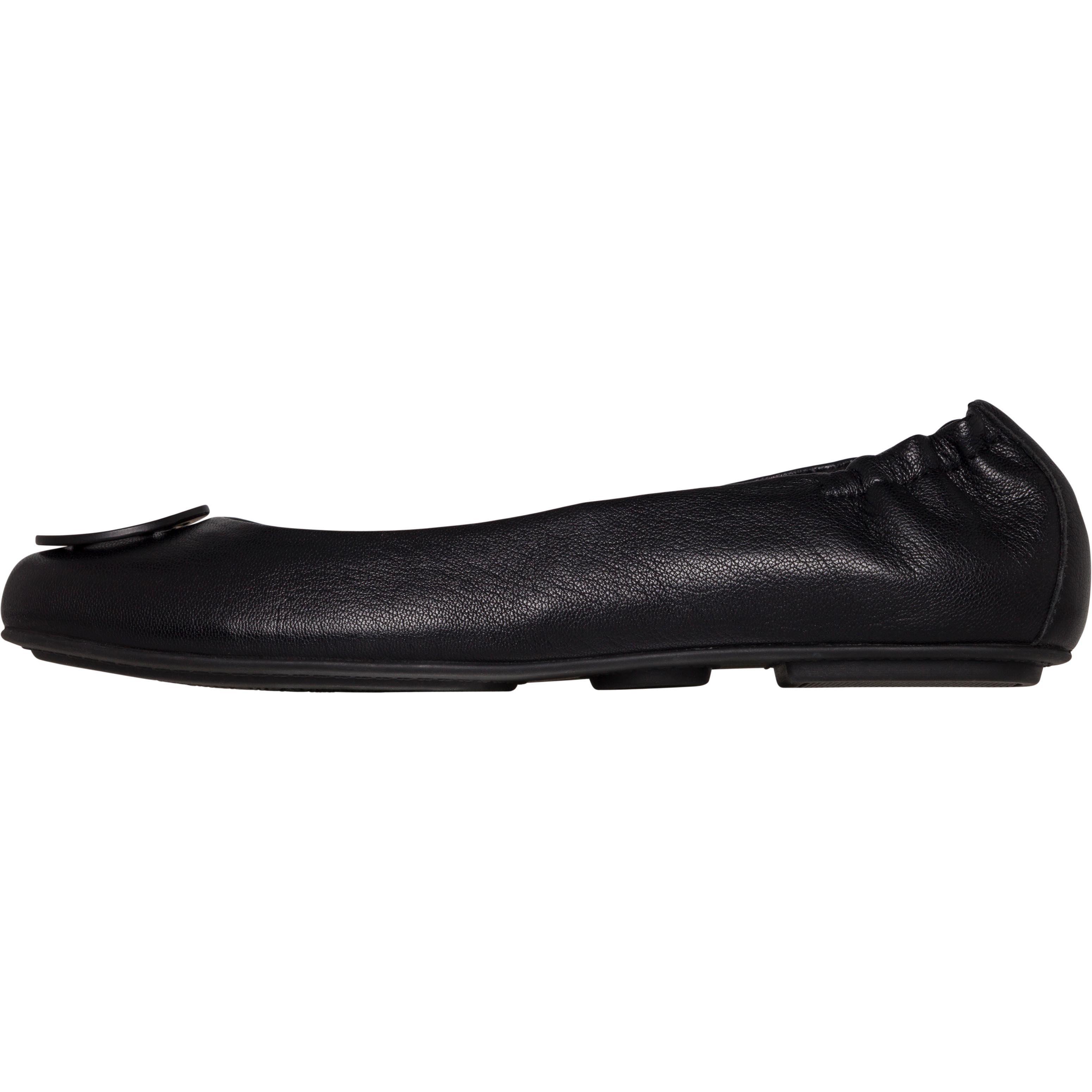 Tommy Hilfiger Flexible Leather Ballerin für Damen (schwarz / 38) 4cwskA7u