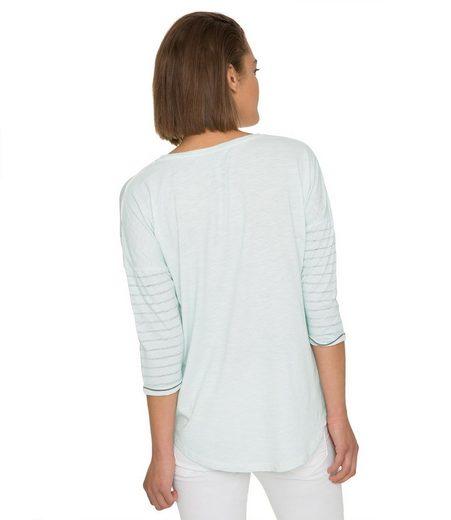 SOCCX Oversize-Shirt