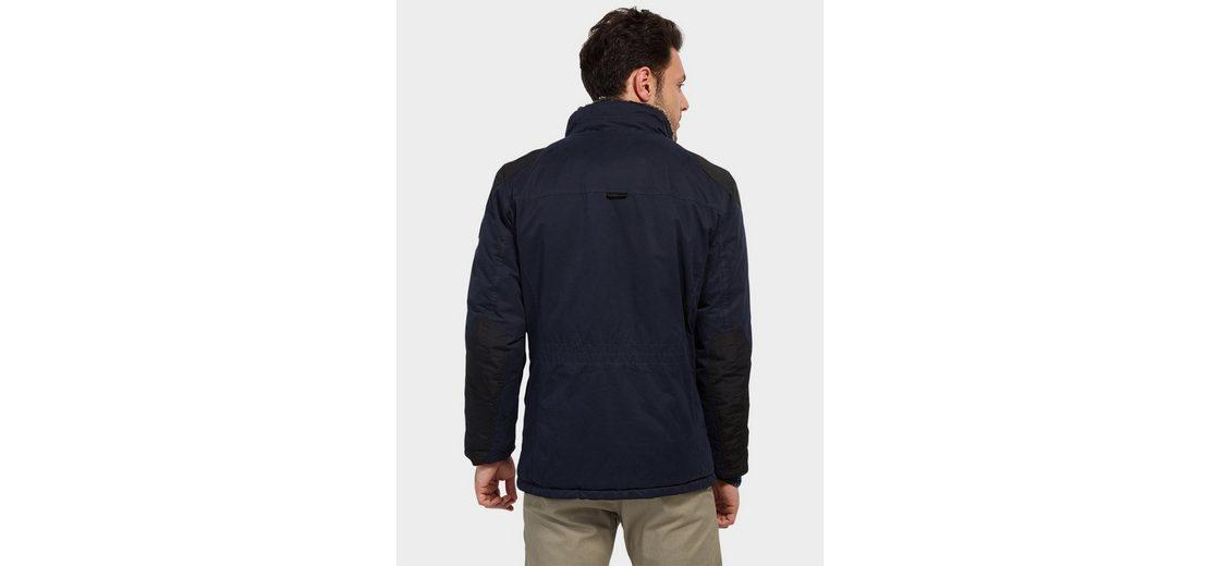 Tom Tailor Allwetterjacke mit Taschen Freiraum Für Billig Frei Für Verkauf Outlet Kaufen Rabatt Extrem Steckdose Shop p35BKB