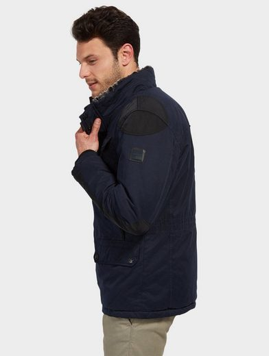 Tom Tailor-weather Jacket With Pockets