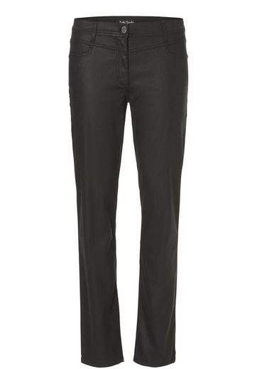 Betty Barclay Pants In Casual Style With Glossy Effect