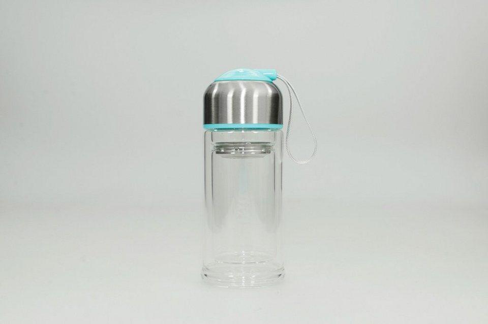 HTI-Line Trinkflasche  Blau  online kaufen