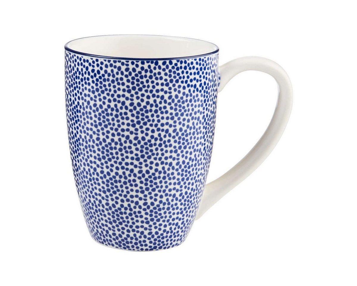 BUTLERS BLUE BONNET »Tasse Punkte«
