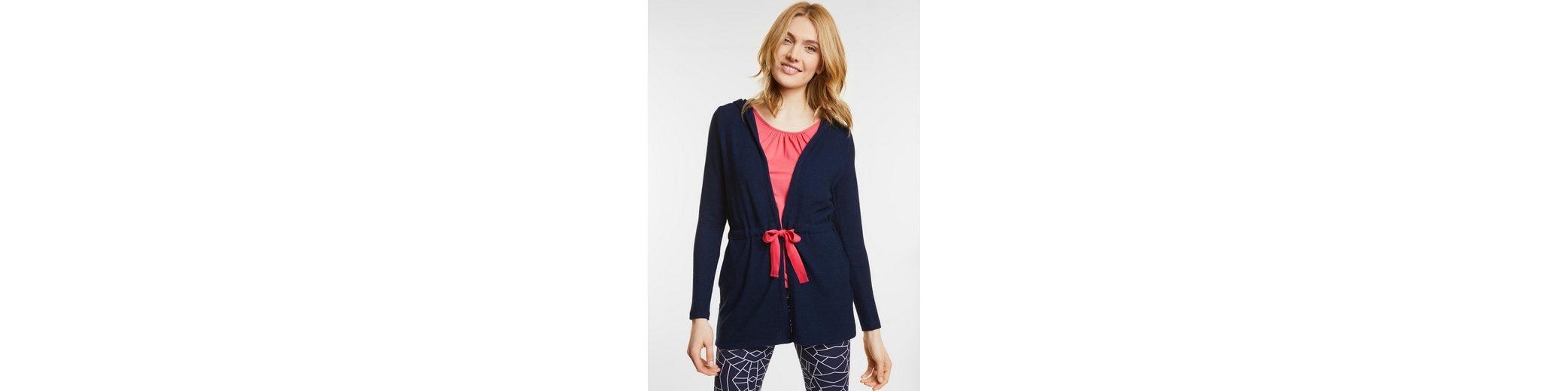 Street One Kuschelige Hoodie-Shirtjacke 2018 Auslaß Ziellinie Zum Verkauf Rabatt Verkauf Neuesten Kollektionen Für Billig Zu Verkaufen tH9E3Xzd