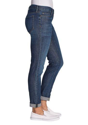 Eddie Bauer Boyfriend Jeans - slim Leg