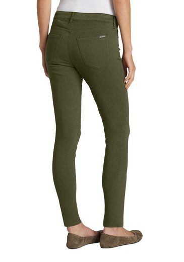 Eddie Bauer Elysian Twillhose - Skinny - Slightly Curvy