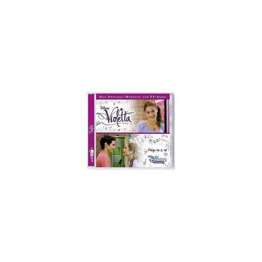 Kiddinx CD Disney Violetta 09 (Folge 17+18)