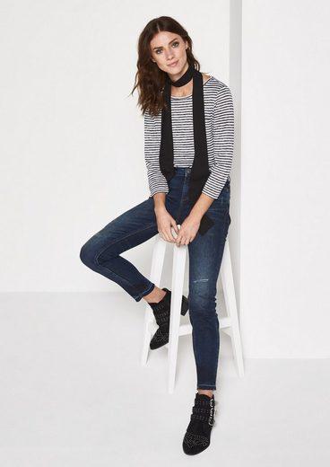 COMMA Klassische Jeans im Vintage-Look