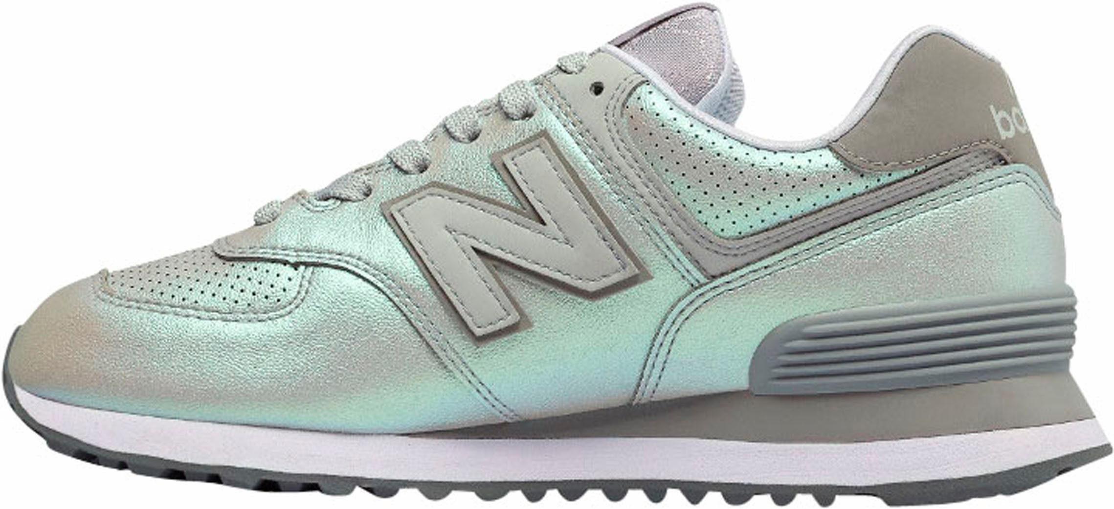 New Balance »WL 574« Sneaker, Obermaterialmix aus atmungsaktivem Synthetik online kaufen | OTTO