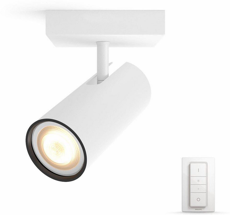 Philips Hue Led Deckenstrahler Buratto 1 Flammig Smart Home
